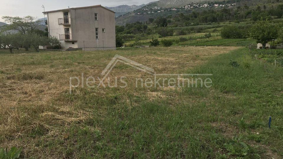 Land, 1709 m2, For Sale, Srinjine
