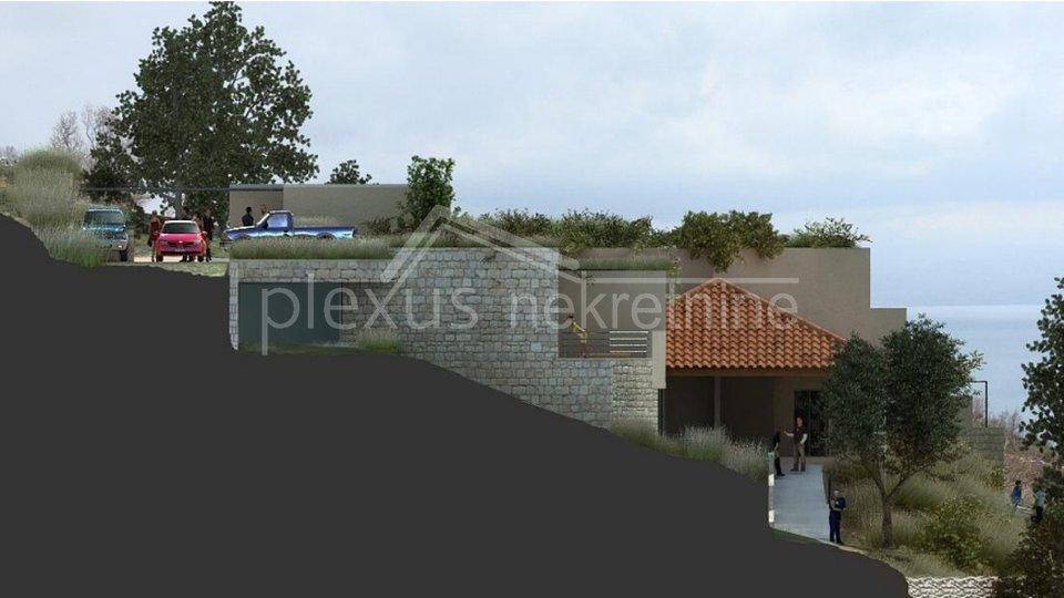 Land, 3400 m2, For Sale, Podstrana