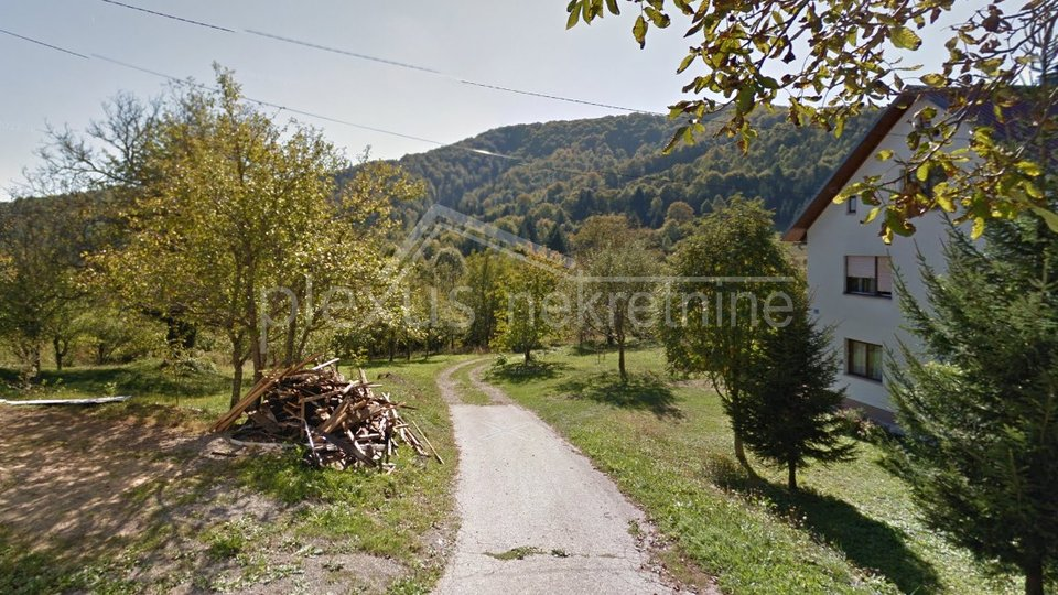 Građevinsko zemljište s projektom: Gorski Kotar, Stari Lazi, 38588 m2