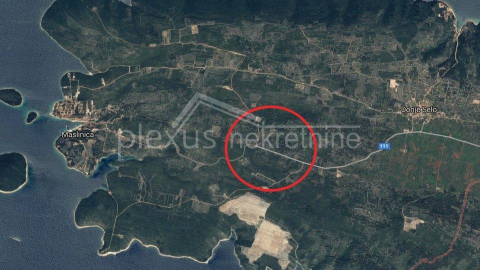 Land, 819 m2, For Sale, Šolta - Donje Selo