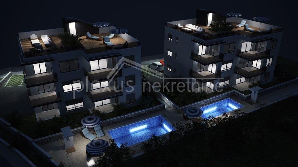 Stanovanje, 75 m2, Prodaja, Okrug - Okrug Gornji
