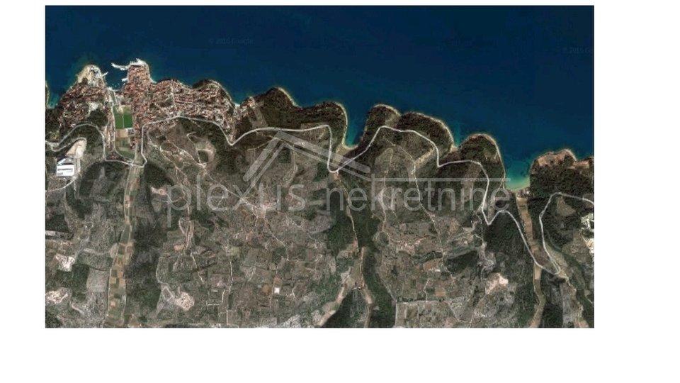 Land, 870 m2, For Sale, Postira