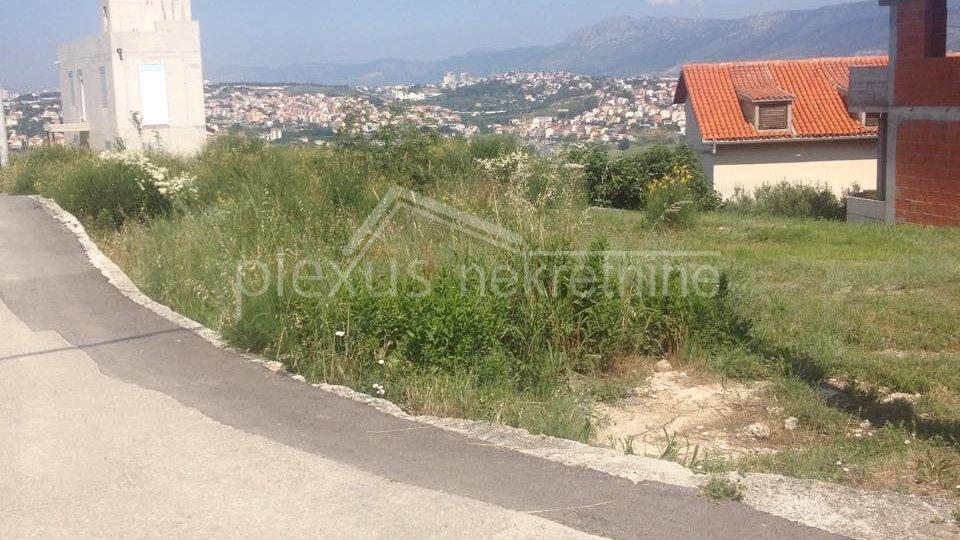 Građevinsko zemljište, Split - okolica, Podstrana - Strožanac, 520 m2