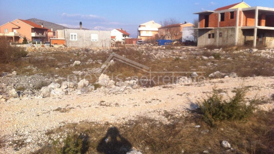 Land, 848 m2, For Sale, Kraj