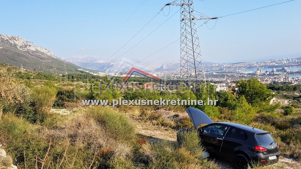 Land, 3867 m2, For Sale, Kaštel Sućurac