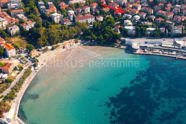 Doppelhaushälfte auf Split, nahe dem Strand Bačvice