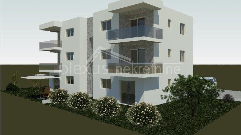 Apartment, 59 m2, For Sale, Trogir - Trogir